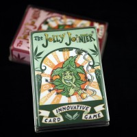 The Jolly Jointer Double Playing Card Deck