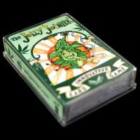 The Jolly Jointer Playing Card Deck Green