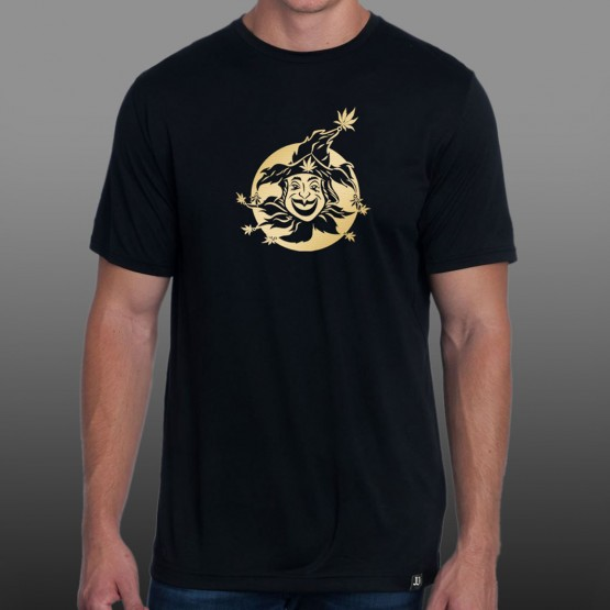 The Jolly Jointer T-shirt Black