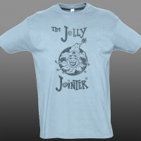 The Jolly Jointer T-shirt Blue