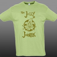 The Jolly Jointer T-shirt Green