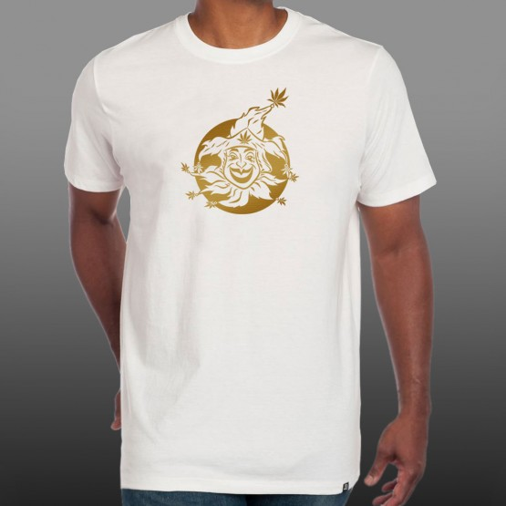 The Jolly Jointer T-shirt White